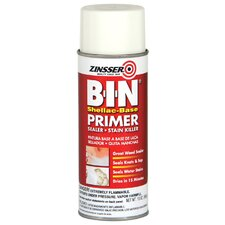 13 oz. B - I - N Stain Killer Aerosol Shellac Base Primer and Sealer