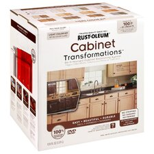 <strong>Rustoleum</strong> Light Tint Base Small Kitchen Cabinet Transformation Kit