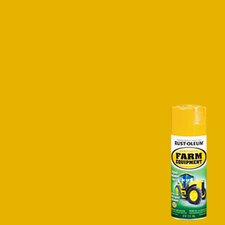 12 Oz Caterpillar Yellow Farm Equipment Spray Paint