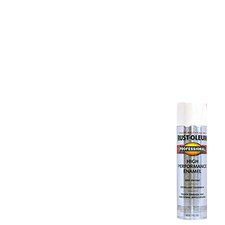Gloss White High Performance Professional Spray Paint Enamel 7592-838