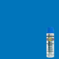 15 Oz Safety Blue Professional High Performance Enamel Spray 7524-838