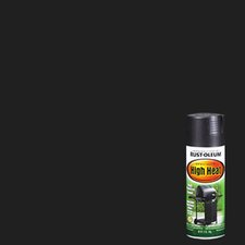 <strong>Rustoleum</strong> Black Heat Resistant BBQ Finish Spray Paint