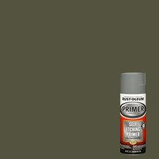 12 Oz Dark Green Self Etching Primer Spray Paint
