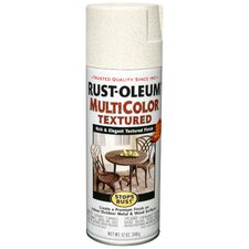 12 Oz Caribbean Sand Multicolor Texture Stops Rust® Spray Paint