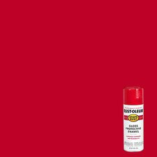 Sunrise Red Protective Enamel Gloss