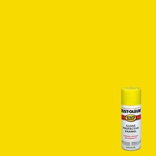 Sunburst Yellow Protective Enamel Gloss