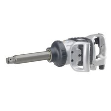 "1"" Air Impact Wrench with 6"" Extended Anvil and #5 Spline Drive"