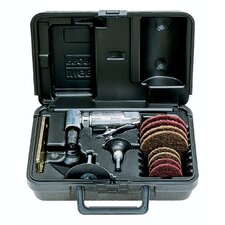 <strong>Ingersoll Rand</strong> Standard Duty Multi-Purpose Air Angle Die Grinder Kit 301-32MK