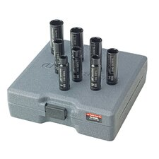 "3/8"" Drive Metric Deep Socket Set"