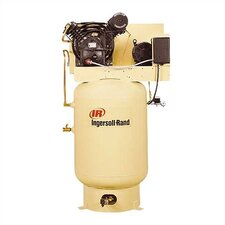 120 Gallon 10 HP Vertical Tank Type-30 Reciprocating Air Compressor
