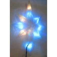 LED Star of Bethlehem Tree Topper