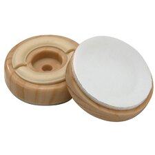 """2"""" Slip-N-Grip Duel Function Furniture Cup"""