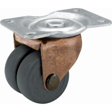 "2"" Dual Wheel Caster"