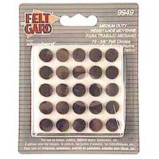 Medium Duty Felt Gard Felt Pad