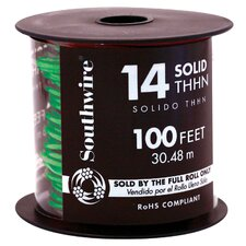 "1200"" 14 Gauge THHN Solid Wire"