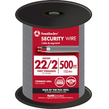"6000"" 22 Gauge 2 Wire Security Wire"
