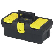 "12.5"" Tool Box with Tray"