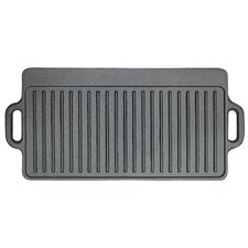 <strong>Stansport</strong> Cast Iron Griddle
