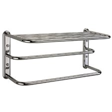 Wall Mounted Three Tier Towel Rack