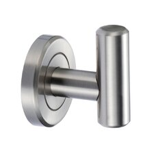 Latitude II Robe Hook in Satin Nickel
