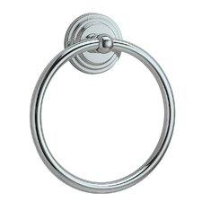 <strong>Gatco</strong> Marina Towel Ring in Chrome
