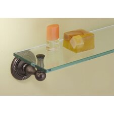 "<strong>Gatco</strong> Chenille 20"" Bathroom Shelf"