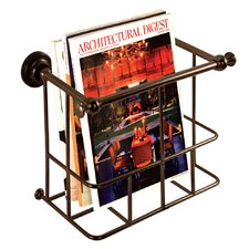 Traditional Magazine Rack