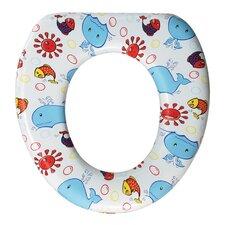 Baby Soft Round Toilet Seat
