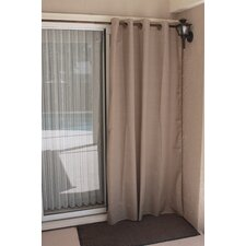 Exterior Privacy Curtain Panel