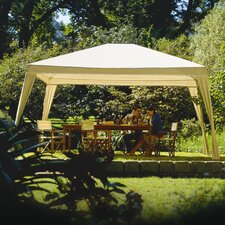 "Isabella 8' 2"" H x 12' W x 10' D Folding Gazebo with Carry Bag"