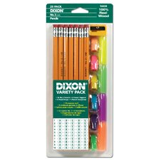 24 Piece Pencil Variety Pack