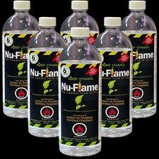 <strong>Bluworld</strong> Nu-Flame Bio-Ethanol Fuel Pack