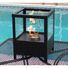 <strong>Bluworld</strong> Sparo Tabletop Bio Ethanol Fuel Fireplace