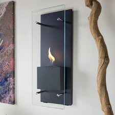 Canello Wall Mounted Bio Ethanol Fuel Fireplace