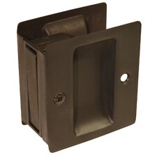 <strong>Ultra Hardware Lawn & Garden</strong> Passage Pocket Door Lock
