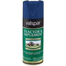 <strong>Valspar</strong> Tractor and Implement Enamel Spray Paint