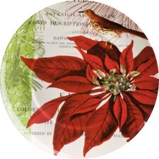 "Accents Traditions 8"" Peace Plate (Set of 4)"