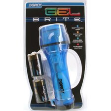 2 D Cell Gel Brite™ Flashlight 41-2961