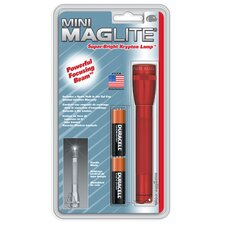 Red Mini Flashlights M2A036