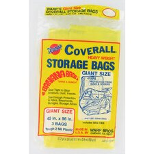 "3 Count 45"" x 96"" Banana Bags Storage Bag"