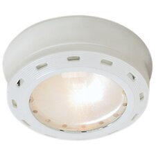 <strong>GoodEarthLighting</strong> 5 White Xenon Puck Light Kit G9165-WHX-I
