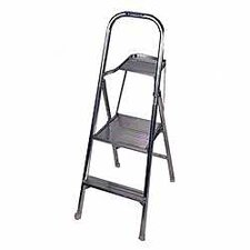 <strong>Werner</strong> 4.5' Aluminum Project Step Ladder