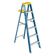 4' Fiberglass Step Ladder