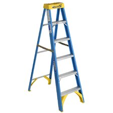 6' Fiberglass Step Ladder