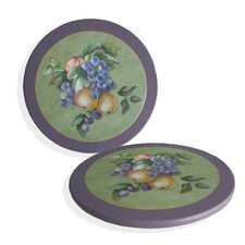 "18"" Fruit Lazy Susan"
