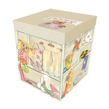 Isabella's Treasures Personalized Tzedaka Box