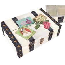 Treasure Box Large Hinge Jewelry Box