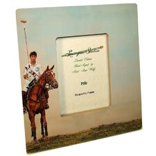 Sport Polo Large Picture Frame