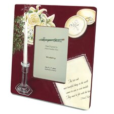 Wedding Large Picture Frame