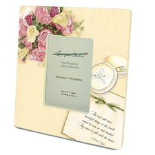 Wedding Summer Large Picture Frame